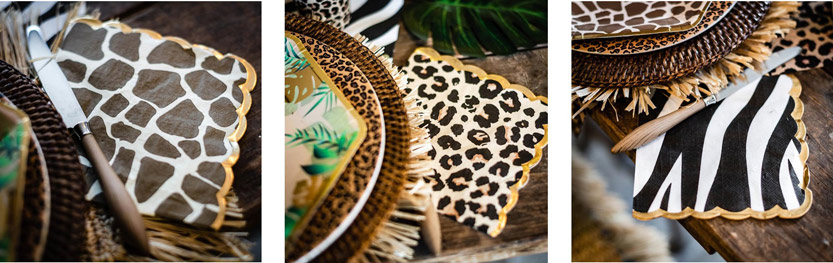 safari viidakko kattaus