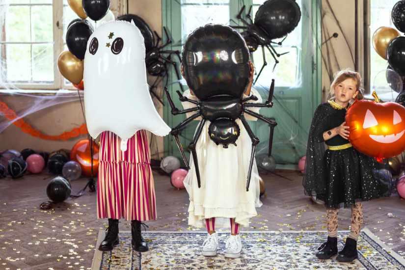 Halloween 2021 juhlakoristeet