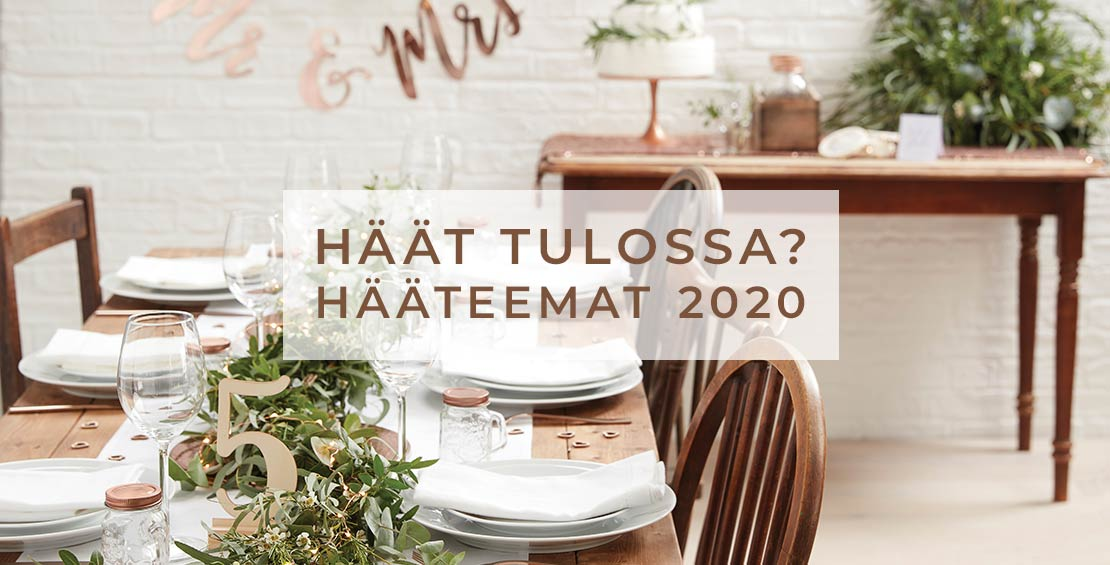 My Dream Day hääteemat 2020