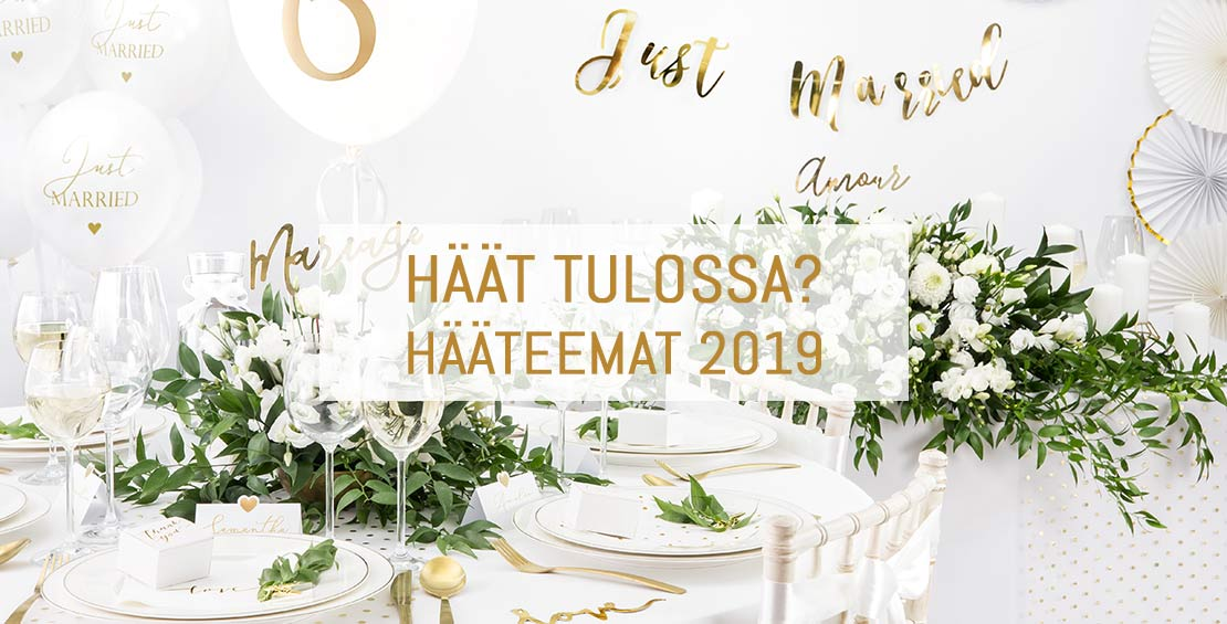 My Dream Day hääteemat 2019
