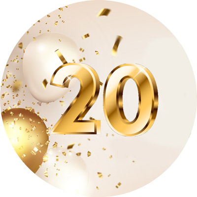 20-v juhlat