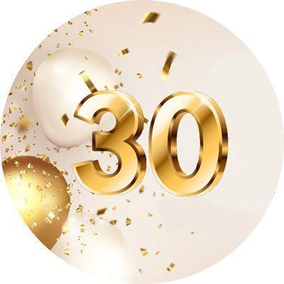 30-v juhlat