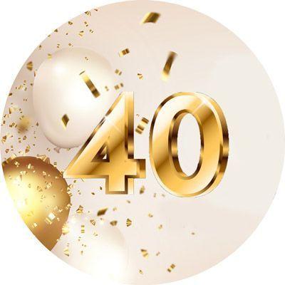 40-v juhlat