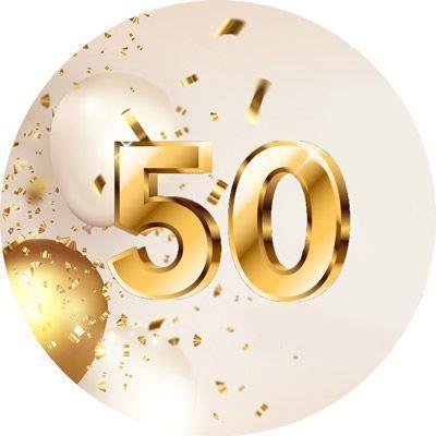 50-v juhlat