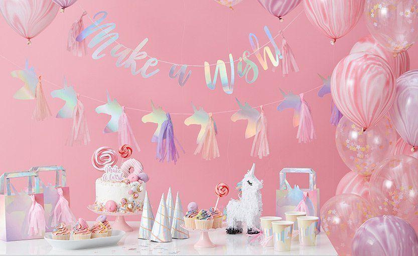Make A Wish -teema