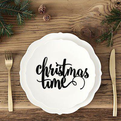 Scandi Christmas -teema