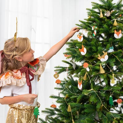 Joulukuusenkoristeet