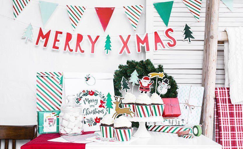 Merry Xmas -teema
