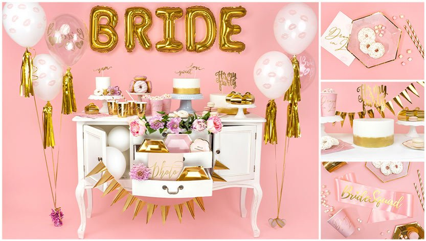 Bride To Be - Kulta