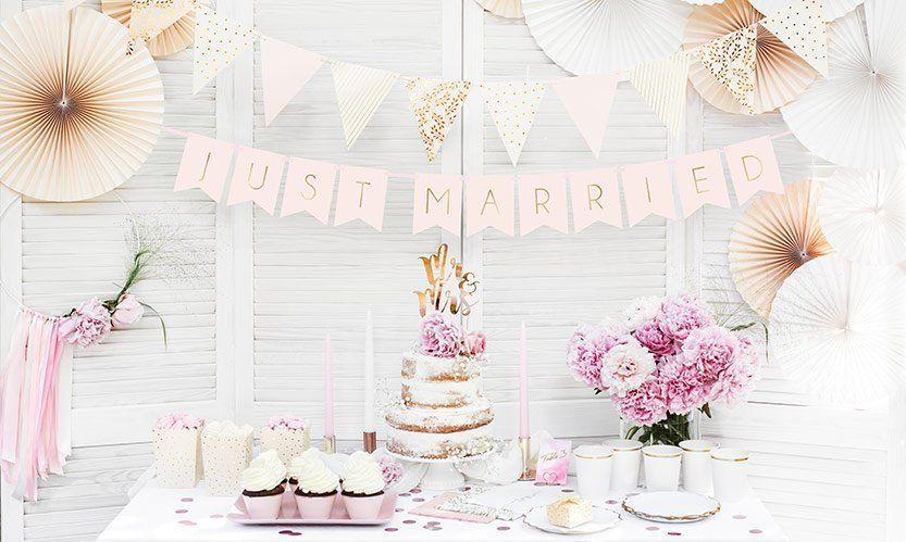 Sweet Rose Wedding