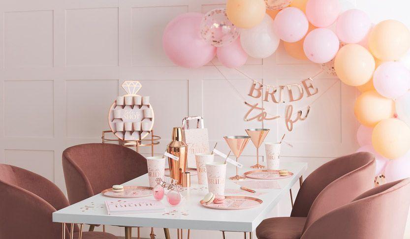 Team Bride - Pink
