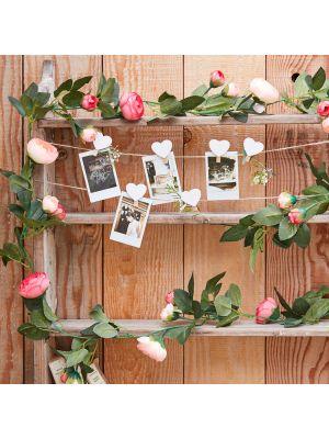Ruusuköynnös, valkoiset ruusut, 2m