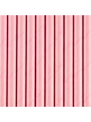 Paperipillit Vaaleanpunaiset, 10kpl