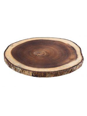 Puinen alusta, Akaasiapuuta, 30x2cm