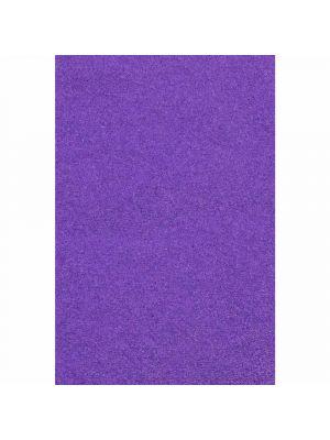 Muovinen violetti pöytäliina, 137 x 274 cm.