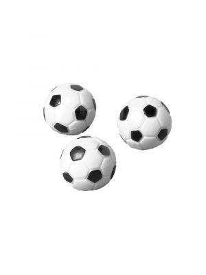 Kumipallo lelut, jalkapallot 12 kpl.
