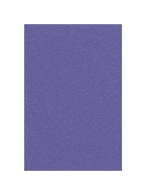 Paperinen violetti pöytäliina, 137 x 274 cm.