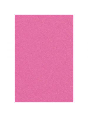 Kirkas vaaleanpunainen muovinen kertakäyttöpöytäliina.