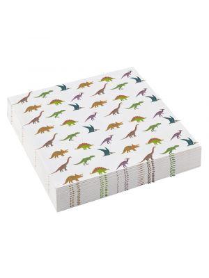 Lautasliinat, Dinosaurukset, 20kpl