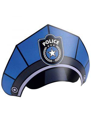 Poliisi juhlahatut, 8kpl.