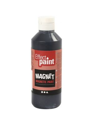 Magneettimaali - Musta, 250 ml