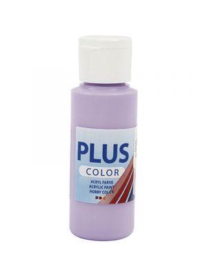 Plus Color Askartelumaali, Akryylimaali, Violetti.