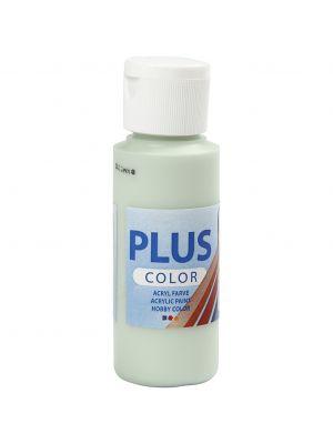 Plus Color Askartelumaali, Akryylimaali, Keväänvihreä. Minttu/pistaasi