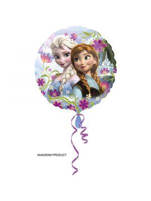 Frozen foliopallo, Elsa ja Anna kuvat.