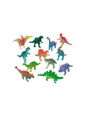 Pienet dinosaurukset, lelut, 12 kpl.