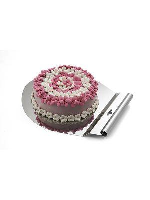 Silikomart kakkunostin ruostumattomasta teräksestä, 28 x 33 cm.