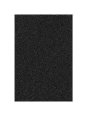 Paperinen musta pöytäliina, 137 x 274 cm.