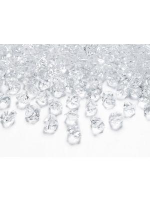 Kristalli Pöytäkoriste Kirkas 40 kpl
