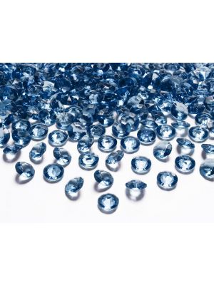 Tummansiniset timanttikonfetit