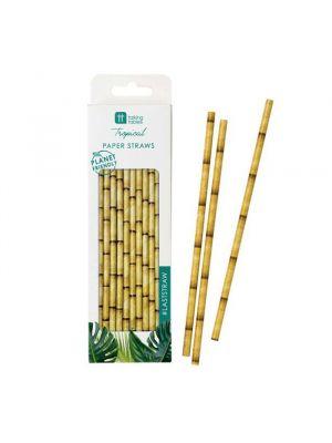 Bambu paperipillit, 30 kpl.