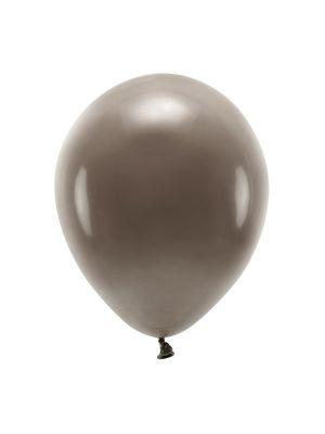 Korkealaatuiset ruskeat ilmapallot - 10 kpl