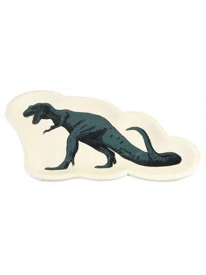 Pahvimukit dinosaurukset, 8 kpl.