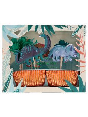 Muffinivuoat ja koristetikut, Dinosaur Kingdom