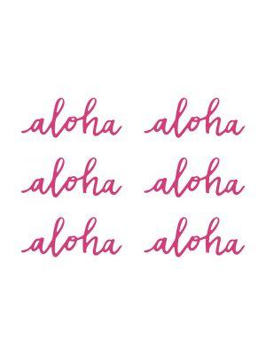 Pöytäkoriste Aloha