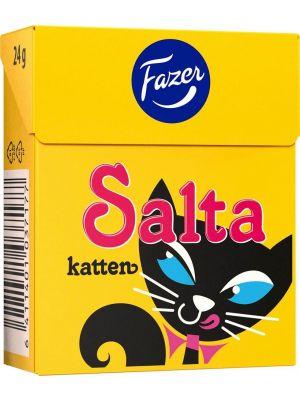 Fazer - Salta katten 24g pastillirasia
