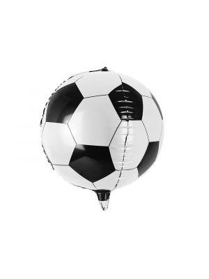Foilopallo jalkapallo, musta-valkoinen