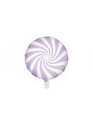 Foliopallo Vaaleanvioletti - Candy Pastel