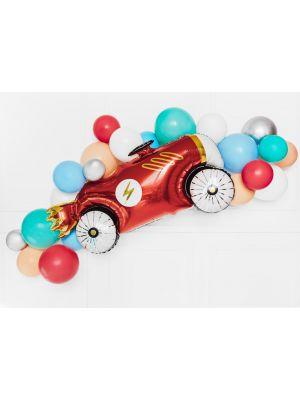 Foliopallo, Punainen Auto, 93cm.