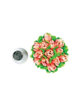 Erikoiskukkatylla 3D Kukkatylla - 03. Russsian flower tip