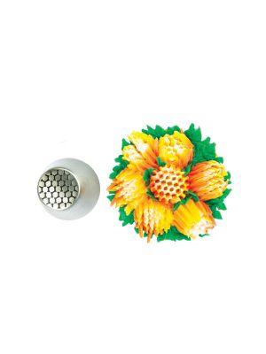 Erikoiskukkatylla 3D Kukkatylla - 27. Russsian flower tip