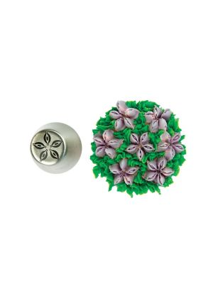 Erikoiskukkatylla 3D Tähtikukkatylla - 40. Russsian flower tip