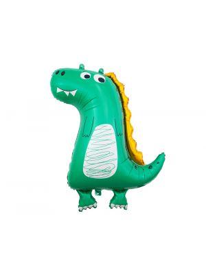Suloinen dinosaurus foliopallo, 70 cm.