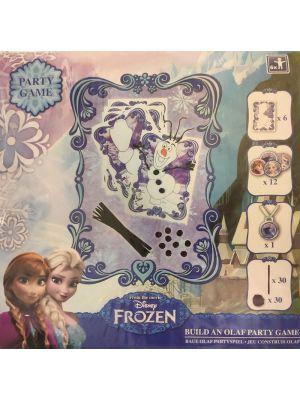 Juhlaleikki, Frozen, Rakenna Olaf