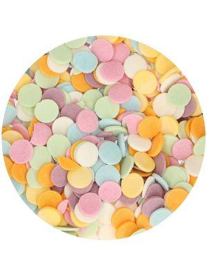 FunCakes Confetti XL Pastel - Pastelliset konfetit.