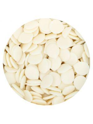 Fun Cakes valkoiset Deco Melts, 250g.