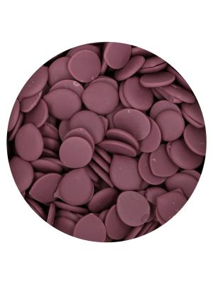 FunCakes Deco Melts Purple - Violetit suklaanapit, 250g.